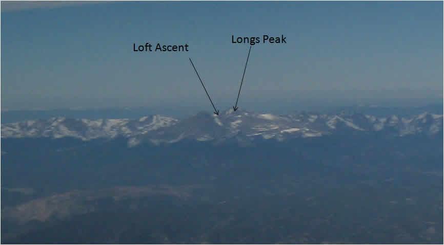 Longs Peak!